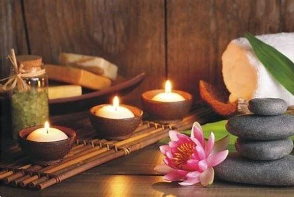 sinnliche Massage für Frauen ganz