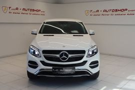 Bild 4 - Mercedes-Benz GLE 350d Coupe 4-Matic - Dornbirn