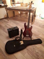E-Bass Set Thomann