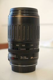 CANON EF 70-210 mm 1