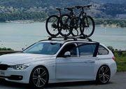 Thule rapid System neuw Fahrradträger