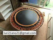 Bellicon Trampolin Premium Edelstahl 125cm