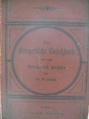 Bürgerliches Gesetzbuch für das Königreich