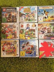 nintendo 3 DS Spiele
