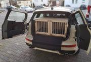 Hundebox aus Holz