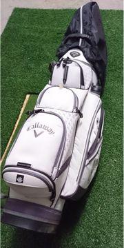 Golfbag Cartbag Callaway Cartbag incl