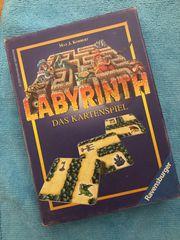 Labyrinth - Das Kartenspiel vollständig