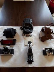 Kamera und Fotoapparate Retro