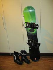 Snowboard von K2 mit Buron