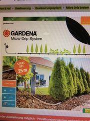 GARDENA Micro-Drip-System Bewässerungsschlauch NEU