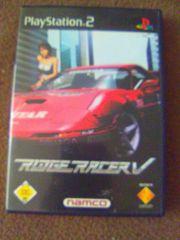 PS 2 Spiel Ridge Racer