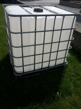 1000 liter Wassertank neuwertig Original: Kleinanzeigen aus Lustenau - Rubrik Sonstiges für den Garten, Balkon, Terrasse
