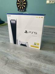 PS 5 Disk Edition zu