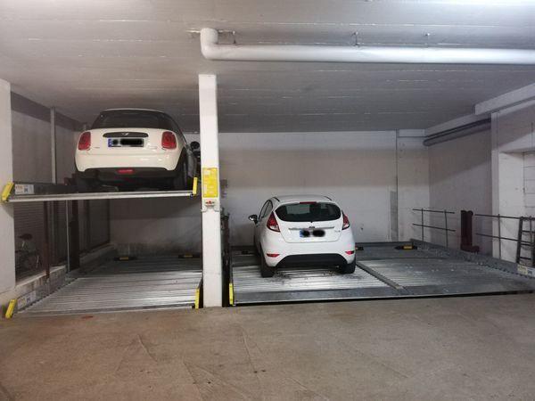 PKW Stellplatz Parkplatz Garage