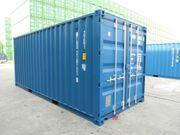 Seecontainer 20ft BJ2021 Preis 3700EUR