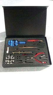 Uhrmacher-Werkzeugsatz 20-teilig Uhren Werkzeug Feinmechanik