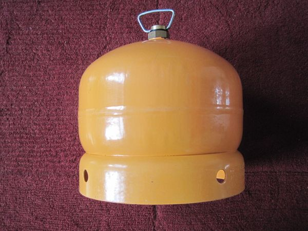 Gasflasche f Camping 2kg Propan