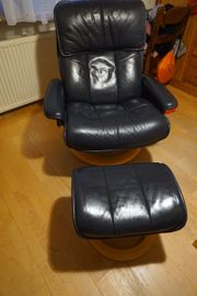 Stressless Sessel Hocker gross H