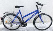 FISCHER 18-Gang Damen Mountainbike Reifen gut