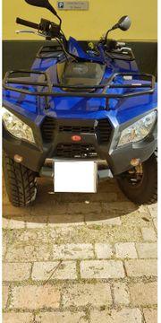 ATV Kymco MXU 300R