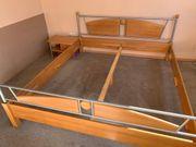 Doppelbett Buche