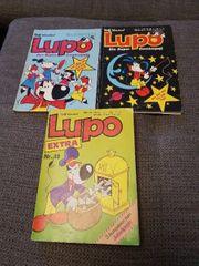 Lupo Comic-Hefte