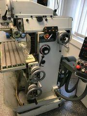 Universal Werkzeugfräsmaschine Deckel FP1 aus