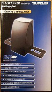 Dia-Scanner für PC - für Dias