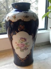 Alte Vase in