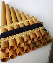 Zampona Panflöte 15 Rohre