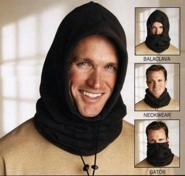 Kopftuch mit Mund- und Nasenschutz