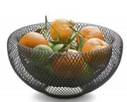 Obstkorb Mesh Schale mit Durchblick