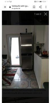 Einbauküche mit E-Geräte