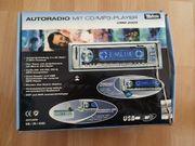 Autoradio mit CD MP3 Player