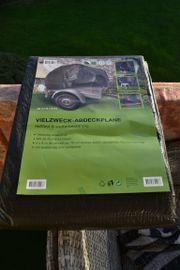 Verkaufe Vielzweck-Abdeckplane 24 qm vielseitig