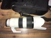 Sony FE 70-200 mm F2