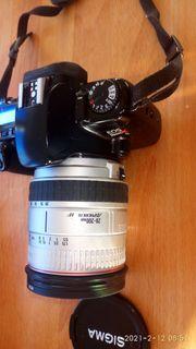 Canon EOS Rebel XS mit