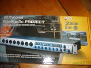PreSonus Fire Studio Project Studio