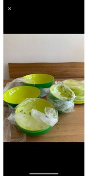 Tupperware Set aus 10Schüssel - NEU