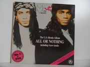 LP Milli Vanilli-All Or Nothing