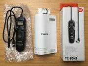Canon TC-80N3 Fernauslöser