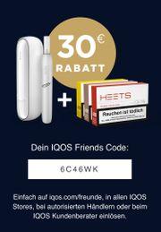 30EUR IQOS Code