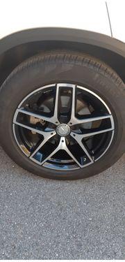 Mercedes GLC Felgen