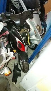 Jack Fox 125ccm R-apollo Roller