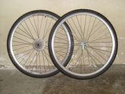 Verkaufe 1 Paar Laufräder 28