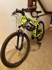Fahrrad rockrider st100 Club herren