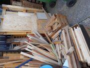 Holz Brettchen Palette Stäbe etc