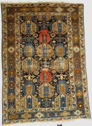 Orientteppich Sammlerteppich Schirwan antik T097