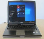 Notebook Dell Latitude D520 mit
