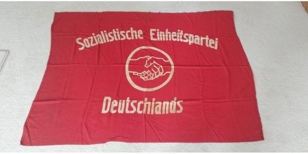 Sozialistische Einheitspartei Deutschlands DDR -Wandbehang
